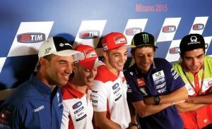"""MotoGP Misano Press Conference: Valentino Rossi """"Con Lorenzo sarà battaglia fino a Valencia"""""""