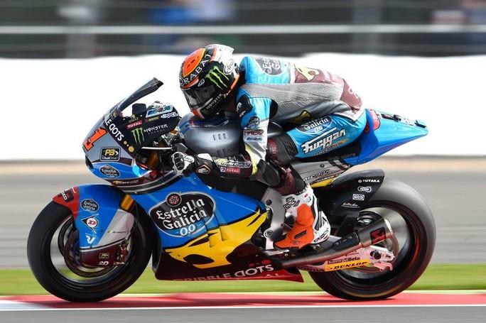 Moto2 Misano, Prove Libere 2: Rabat è il più veloce, Baldassarri è terzo