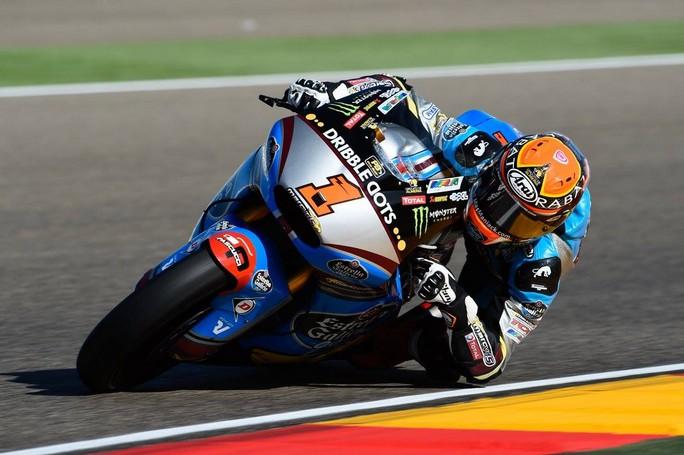 Moto2 Aragon, Prove Libere 3: Rabat batte Folger e Rins