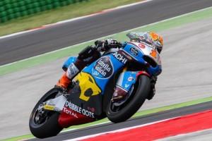Moto2 Aragon, Qualifiche: Pole position per Tito Rabat davanti a Rins e Zarco