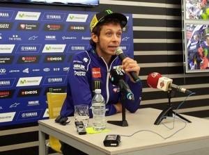 """MotoGP Misano: Valentino Rossi, """"Inizio difficile, devo migliorare nella parte veloce"""""""