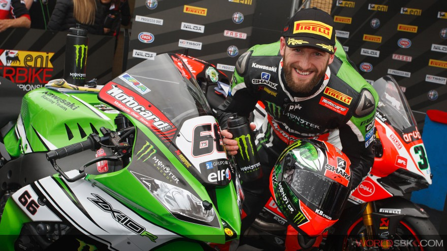Superbike: Ancora Sykes nelle seconde libere di Jerez