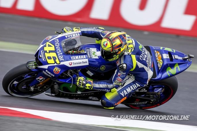 """MotoGP: Valentino Rossi, """"Arriva Misano, avrò tanta pressione, ma la pista mi piace molto"""""""