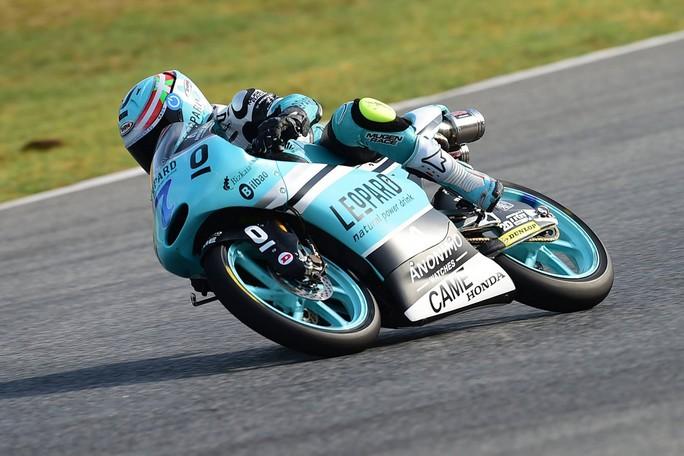 Moto3 Aragon, Prove Libere 3: Vazquez davanti ad Antonelli