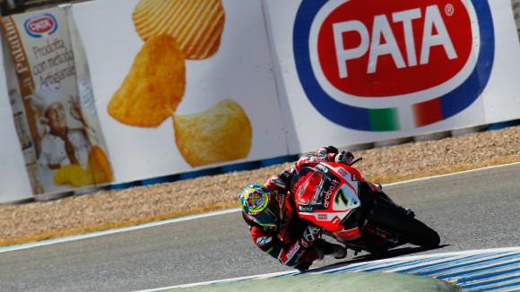 Superbike: Davies si prepara per il Fassi French Round