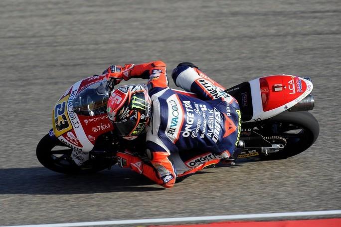 Moto3: Antonelli alla caccia della 4° posizione in Campionato