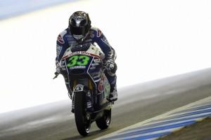 Moto3 Motegi: Bastianini 5° davanti a Kent, Locatelli solo 35°