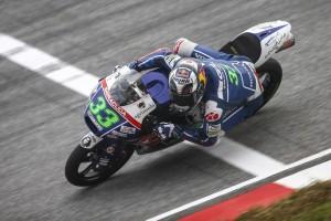 """Moto3: Bastianini 8°, """"Ci siamo migliorati e sono abbastanza contento"""""""