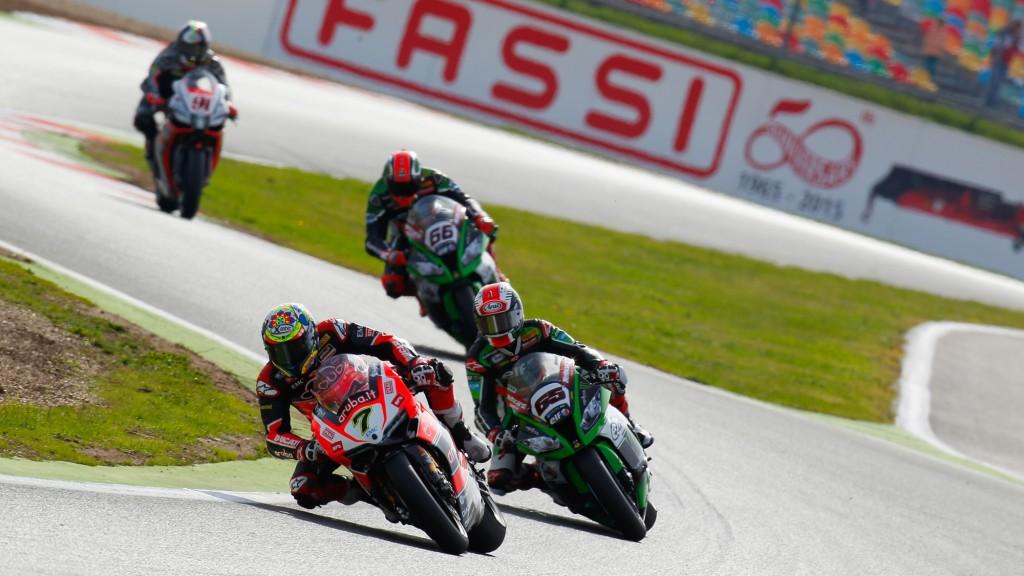Superbike: Rea chiude il Fassi French Round con una doppietta