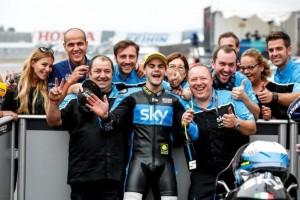 Moto3 Motegi: prima partenza al palo per Romano Fenati, Migno 17°