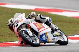 Moto3: Manzi 13° ancora a punti, Pagliani out