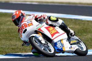 Moto3: Pagliani la prima volta a punti, Manzi out