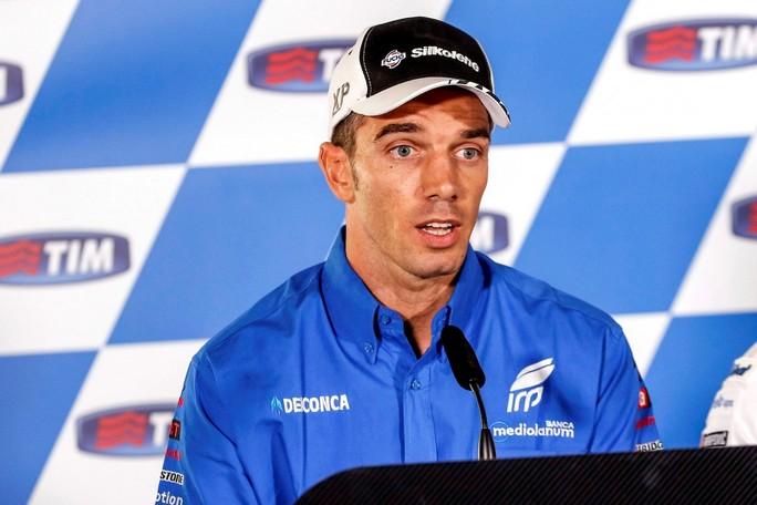 MotoGP: Alex De Angelis può tornare a casa