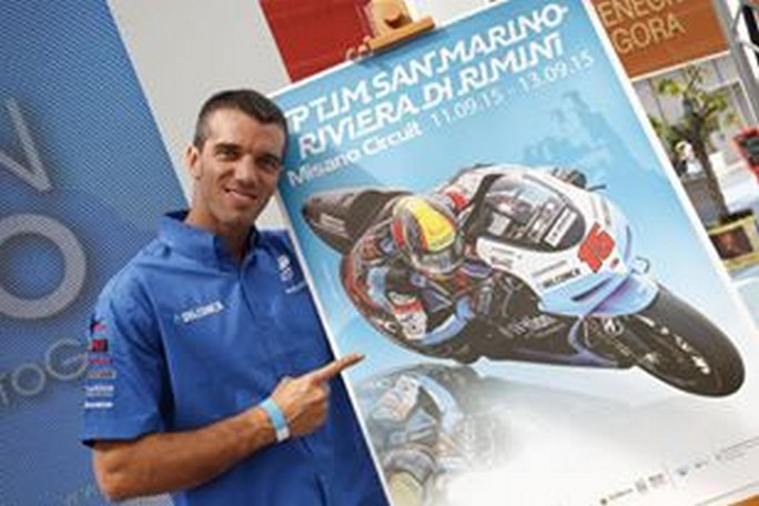 MotoGP Motegi: Aggiornamento condizioni mediche Alex De Angelis