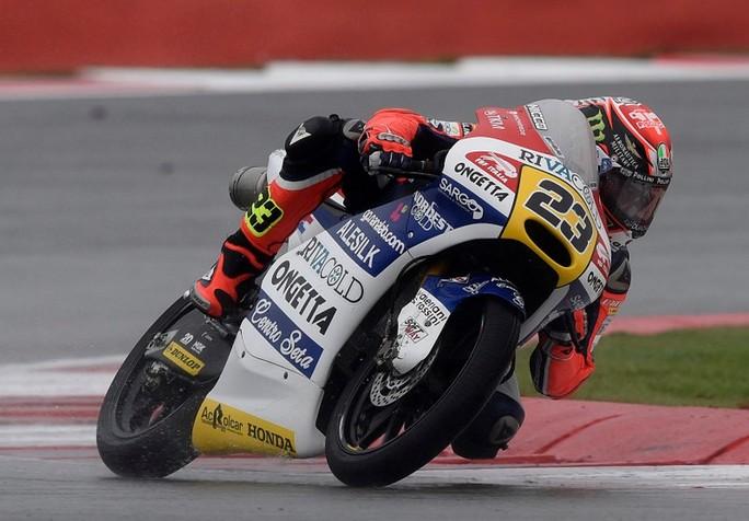 Moto3 Motegi: Niccolò Antonelli vince il GP del Giappone, sul podio Oliveira e Navarro