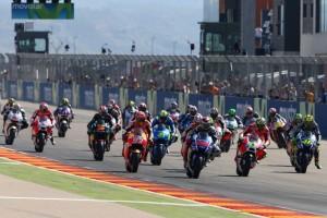 MotoGP: Bridgestone batte tutti i record di Aragon
