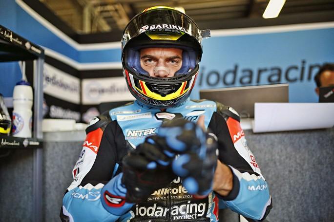 "MotoGP: Alex de Angelis, ""Tornerò presto!"""