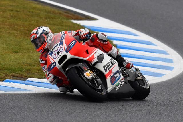 """MotoGP Motegi: Andrea Dovizioso """"Rallentato dal consumo delle gomme, potevo giocarmi il podio"""""""