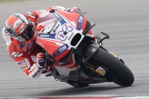 """MotoGP Sepang: Andrea Dovizioso, """"Giornata difficile, speravo di essere più vicino ai primi"""""""