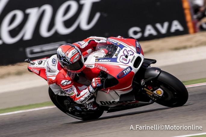 """MotoGP: Andrea Dovizioso, """"Motegi è una delle mie piste preferite"""""""