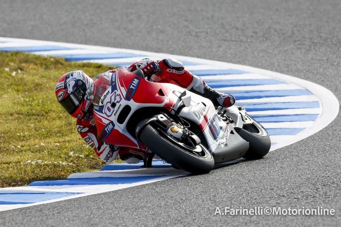 """MotoGP: Andrea Dovizioso, """"La GP15 dovrebbe essere competitiva a Phillip Island"""""""