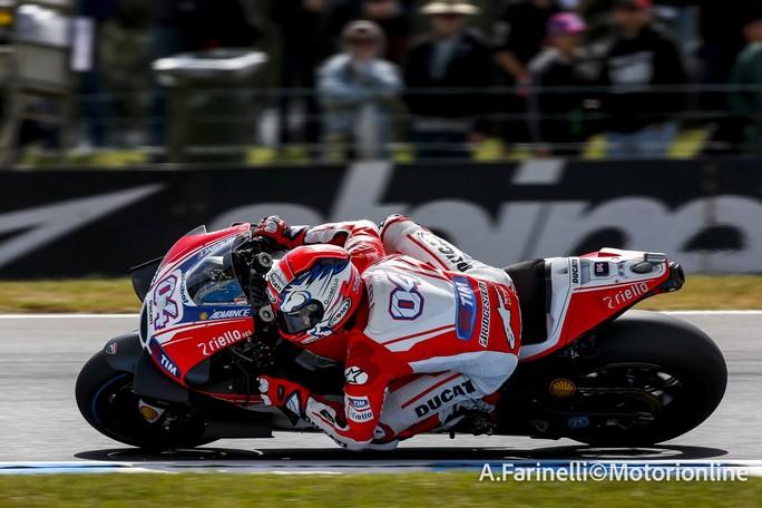 """MotoGP: Andrea Dovizioso, """"A Sepang saremo molto più veloci"""""""