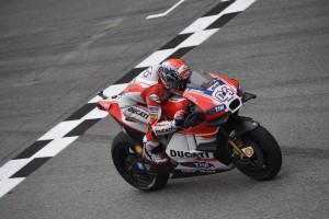 """MotoGP Sepang: Andrea Dovizioso, """"In qualifica abbiamo faticato"""""""