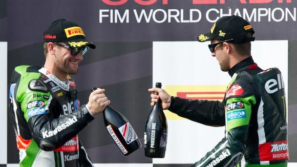 Superbike: Weekend da Campioni per Kawasaki e Jonathan Rea
