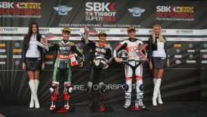 Superbike: Haslam conquista la Tissot-Superpole a Magny-Cours