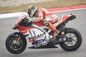 """MotoGP Sepang: Andrea Iannone, """" Siamo stati veloci"""""""