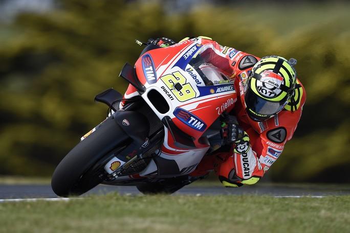 """MotoGP Phillip Island: Andrea Iannone, """"Non è andata male, ma dobbiamo migliorare"""""""