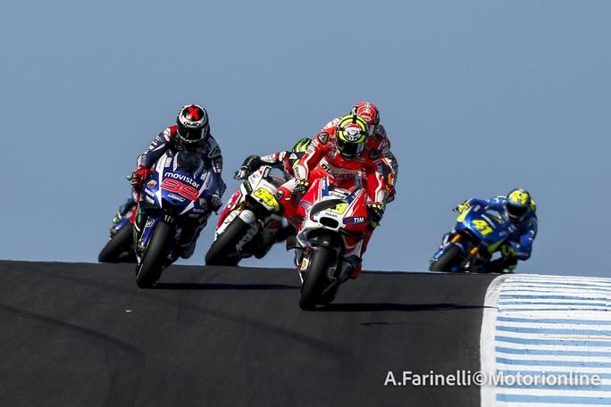 """MotoGP: Andrea Iannone, """"A Sepang convinti di poter fare ancora bene"""""""