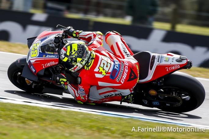 "MotoGP Phillip Island: Andrea Iannone, ""Gara fantastica"""