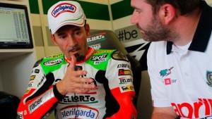Superbike: Max Biaggi in forse per Losail?