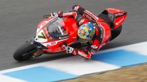 Superbike: Davies e Ducati per il secondo posto a Losail