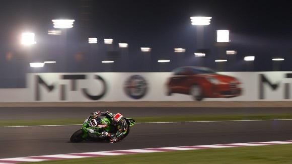 Superbike: Rea chiude davanti le seconde libere del Pirelli Qatar Round