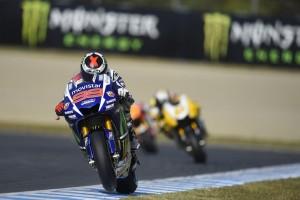 MotoGP Motegi: Lorenzo domina le FP3 davanti alle Ducati, Marquez e Rossi