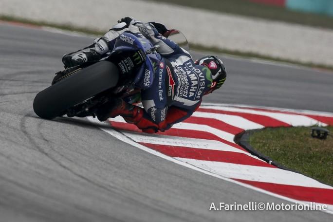 MotoGP Sepang, Prove Libere 3: Lorenzo da record, Rossi è quarto