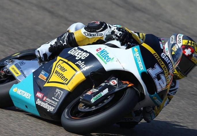Moto2 Motegi, Prove Libere 1: Luthi è il più veloce, Rabat quasi out