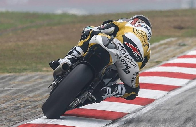 Moto2 Sepang, Warm Up: Luthi è il più veloce