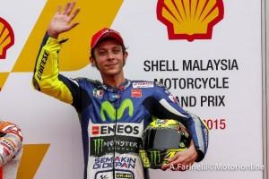 MotoGP Sepang: Parola ai primi tre, ma già divampa la polemica Rossi – Marquez