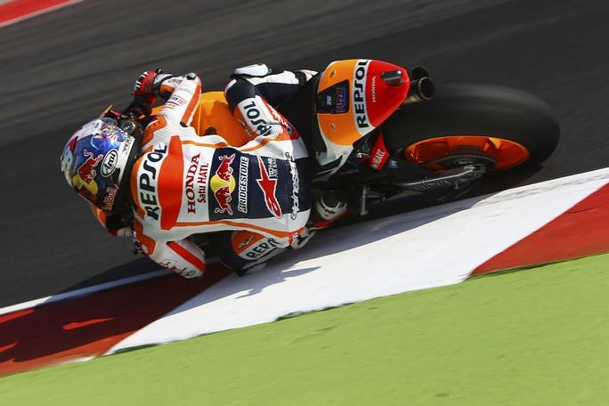 MotoGP Sepang, Prove Libere 1: Pedrosa precede Lorenzo, Rossi è quarto