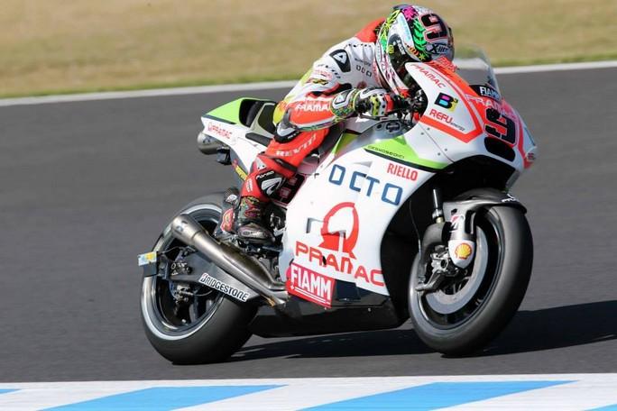 """MotoGP Phillip Island: Danilo Petrucci, """"Abbiamo fatto una buona prestazione"""""""