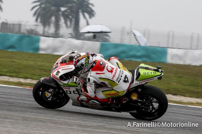 "MotoGP Sepang: Danilo Petrucci, ""Domani gara durissima"""