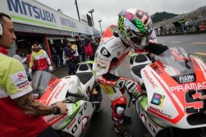"""MotoGP Motegi: Danilo Petrucci """"Stavo lottando con i top rider, ma ho chiesto troppo alla gomma"""""""