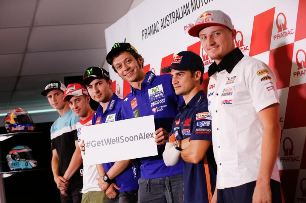 MotoGP Phillip Island Press Conference: Parlano Lorenzo, Pedrosa e Dovizioso