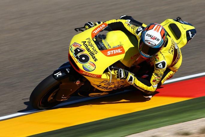 Moto2 Motegi, Prove Libere 3: Dominio di Alex Rins