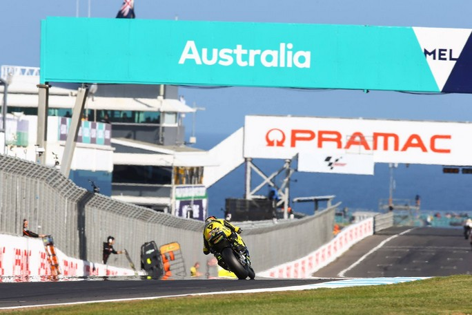 Moto2 Phillip Island, Prove Libere 3: Rins si conferma al comando