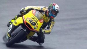Moto2 Motegi, Warm Up: Rins è il più veloce sotto la pioggia