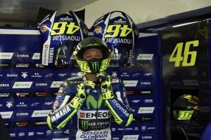 """MotoGP: Valentino Rossi, """"Da oggi si lavora per Valencia"""""""